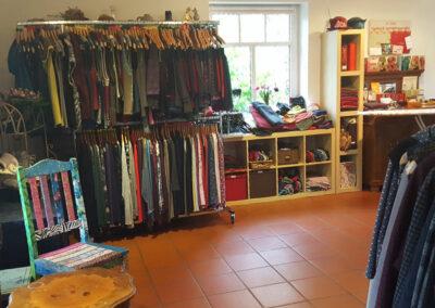Shop von Bea & Mai Textildesign, Wilstedt