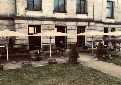Canova & Cafe Sylvette