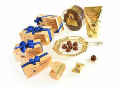 Kakaokonfekt GOUFRAIS