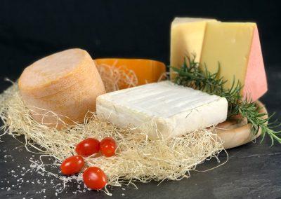 Produkte von Käse Kober