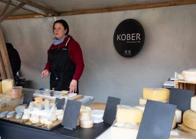 Käse Kober - Marktstand