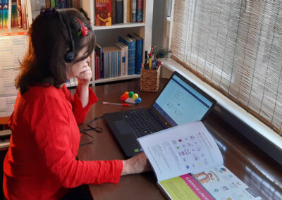 Kalonien – Sprachschule