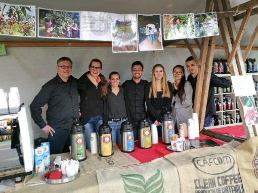 Kaffeerösterei de koffiemann