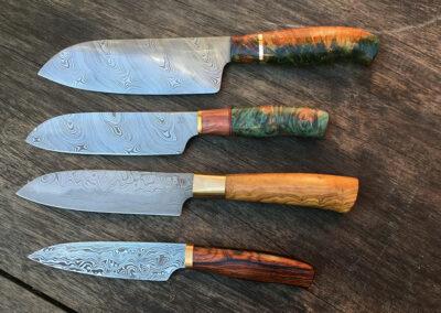 Messer von Dirk und Birgit Rönnau - Messermacher aus Leidenschaft