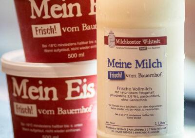 Impressionen aus dem Milchkontor Wilstedt