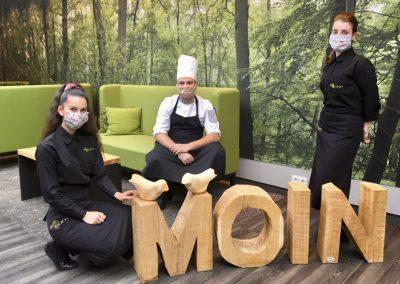 Hotel Munte & Restaurant Wels in Bremen
