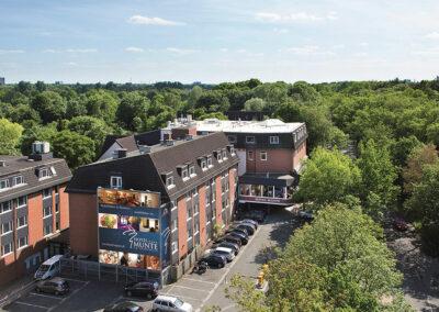 Restaurant Wels im Hotel Munte am Stadtwald, Bremen