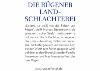 Rügener Landschlachterei