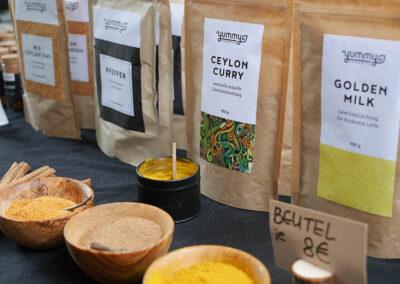 Impressionen von Yummy Organics