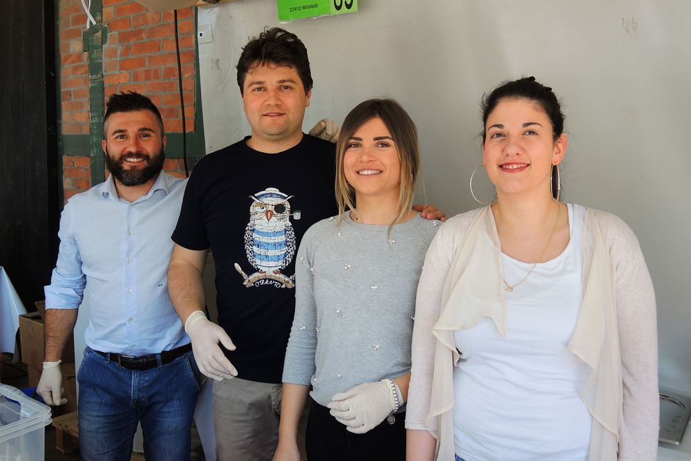 arteFakt-Olivenölkampagne – Familie Angelini