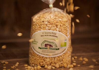 arteFakt-Olivenölkampagne – Hülsenfrüchte - Graserbse - Cicercchia