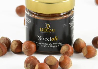 arteFakt-Olivenölkampagne – Nusscreme