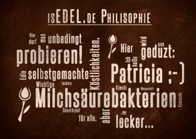 Die Philosophie von isEDEL