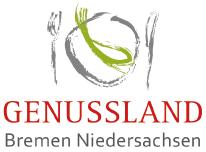 Logo Genussland Bremen Niedersachsen