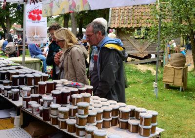 Bock&Gardener - Marktstand